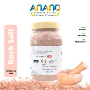 Himalayan Pink Rock Salt – 1 Kg